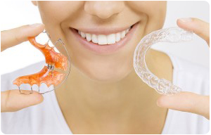 retainers included with braces
