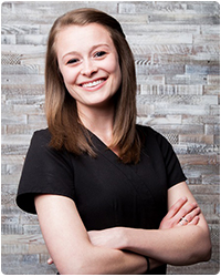 dansie orthodontics employee caitlin mcCleary