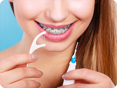 west jordan ut orthodontist how to floss with braces