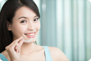 herriman ut orthodontist cleaning invisalign trays