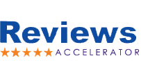 reviews accelerator icon